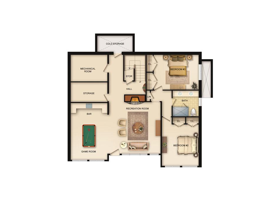 Crandon House Plan House And Home Design
