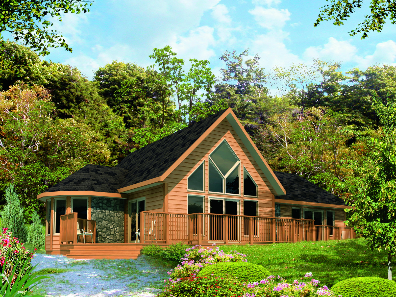 Vermont jaywest country homes for Vermont home builders